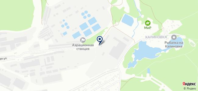 Сидермес, ООО на карте