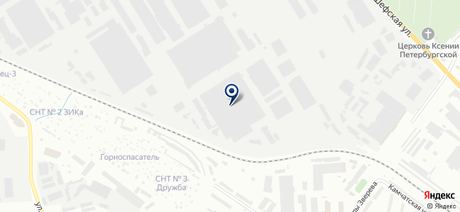 СпецМехПривод, ООО на карте