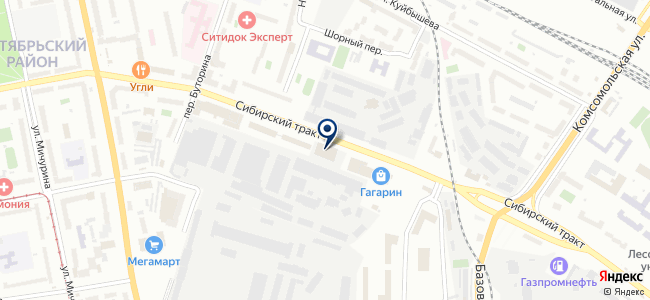 Пром-Индустрия, ООО на карте