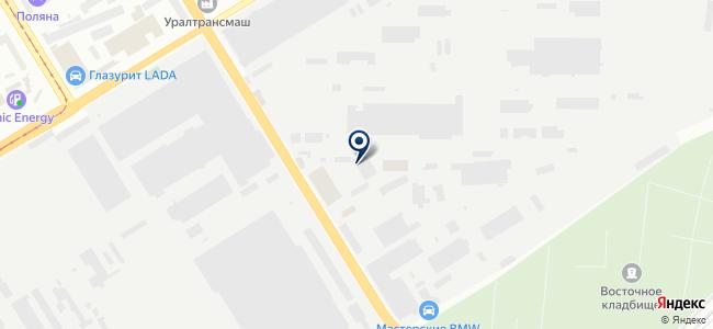 РЭМ-сервис, ООО на карте