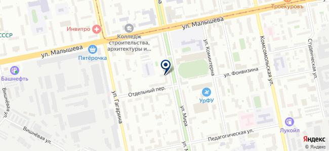 СК Бауформ, ООО на карте