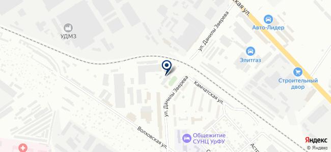РосДилер-Электро, ЗАО на карте
