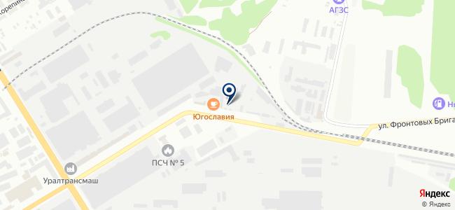 Форатек ЭнергоТрансСтрой, ЗАО на карте