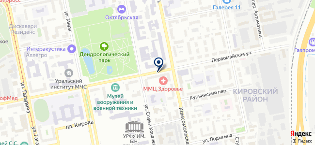 Промэлектроцентр, ООО на карте