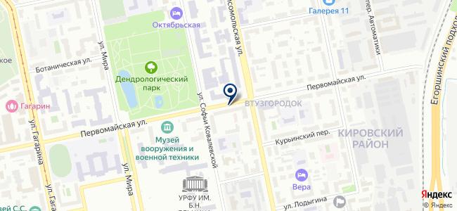 Элмик, ООО на карте