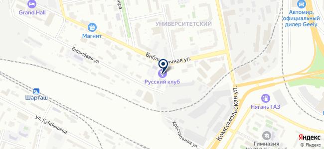 Пантеон на карте