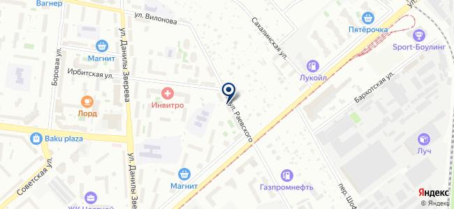 Gsel.ru на карте