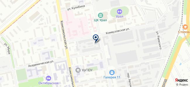 ЭГМ-Энерго, ООО на карте