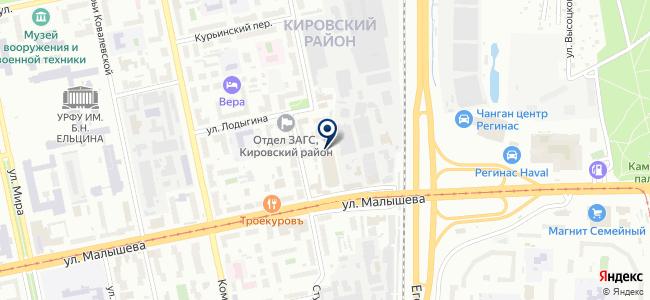 Умная Техника на карте