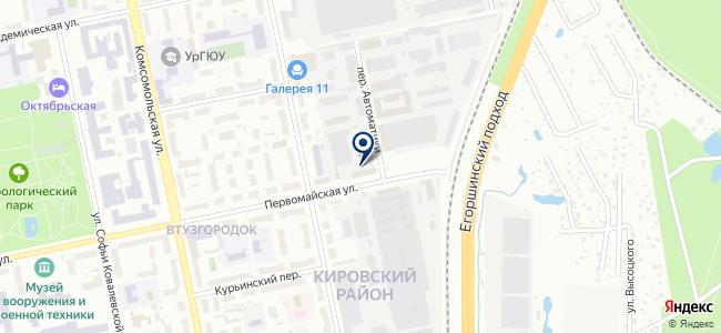 АВЭК, ООО на карте