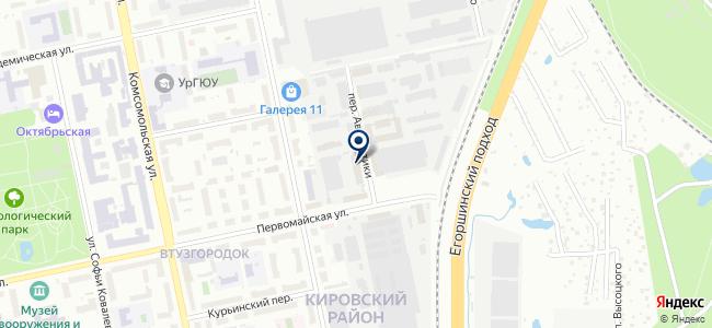 Электроаппарат, ООО на карте