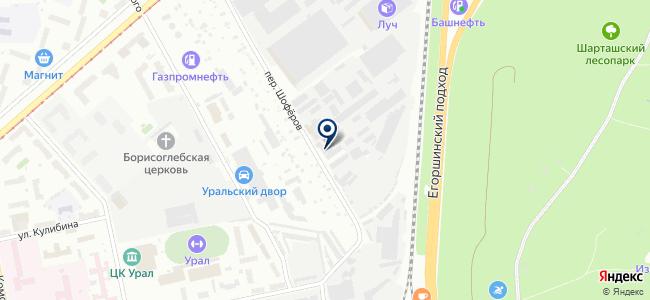 А-Строй, ООО на карте