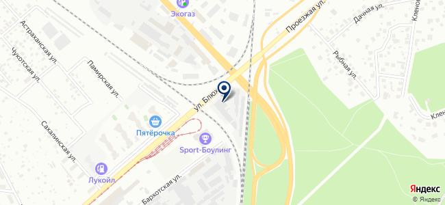 АКВАТЕРМ, ЗАО на карте