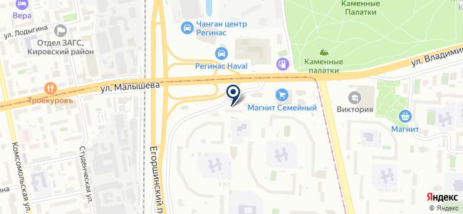 Элкаб, ООО на карте