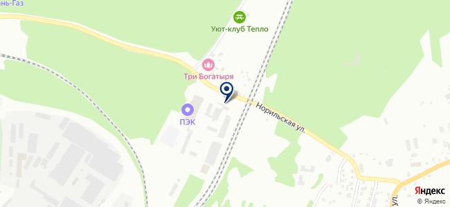 Мави, ООО на карте