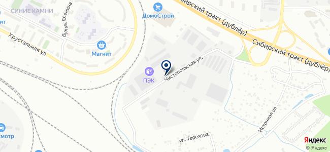 Гарант-сервис, ООО на карте