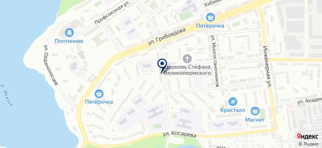Энерготехпром, ООО на карте