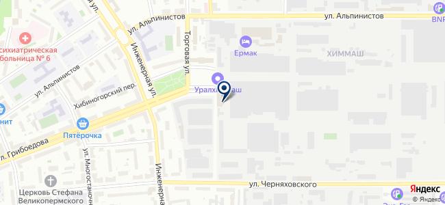 ОтПрораба.ру на карте