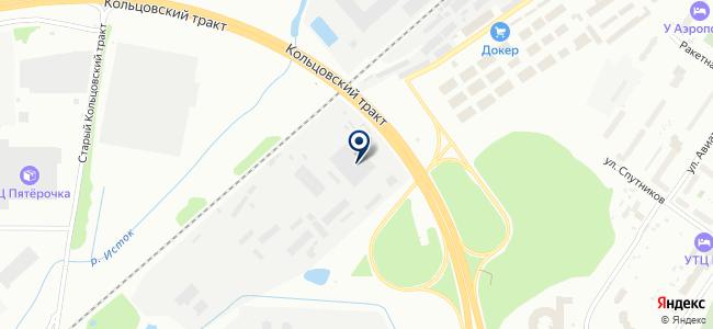Стройкомплектация, ООО на карте