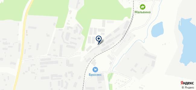 Интертэк, ООО на карте