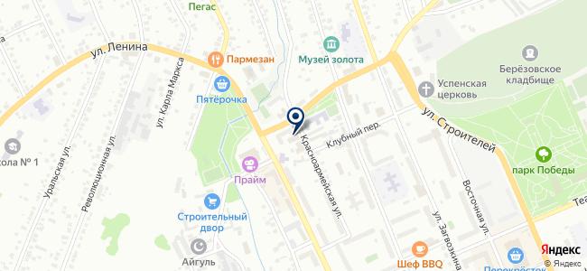 Vsvet на карте