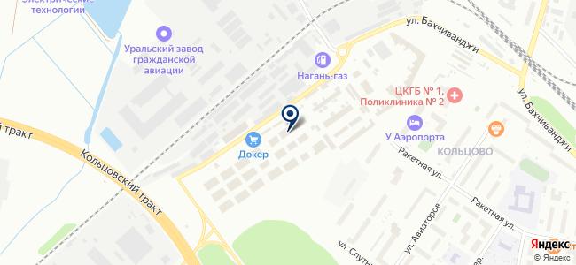 ТермоБаланс на карте
