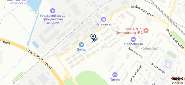 Электротовары и шланги на карте