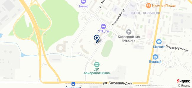 СТИН-инвест, ООО на карте