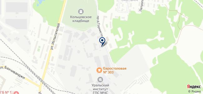 Регионтара, ООО на карте