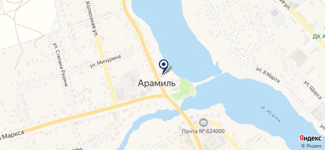 Арамиль Перрон Люкс, ООО на карте
