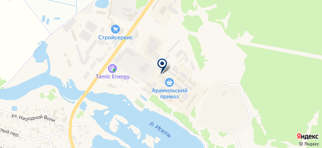 Весь Крепеж на карте