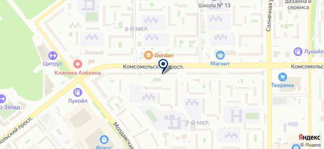 ВоВИД, ООО на карте