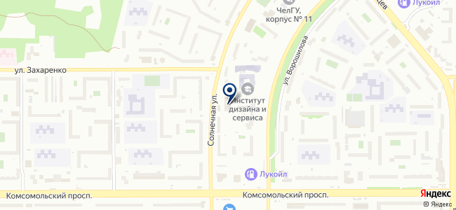 Росинвест-Энерго, ЗАО на карте