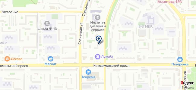 Акватерм, ООО на карте