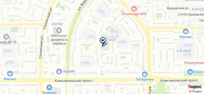 ЭлМетро-Инжиниринг, ООО на карте