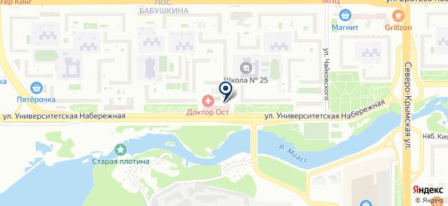 Злат-Актив, ООО на карте