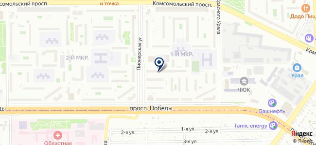 Номикон, ООО на карте