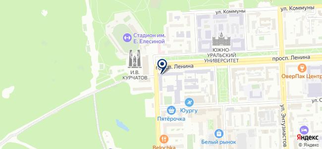 АДС Энергия, ООО на карте