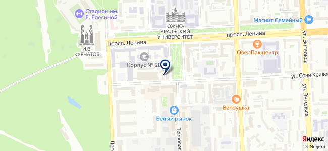 УралПромЭнерго, ООО на карте