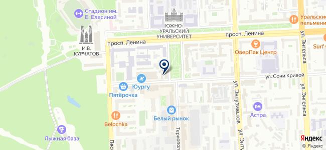Росэнергопроект, ООО на карте