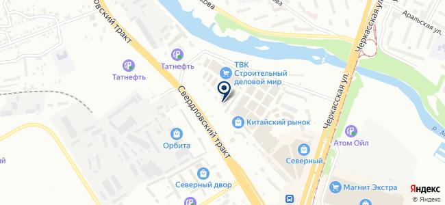 МК-ЭЛЕКТРО на карте