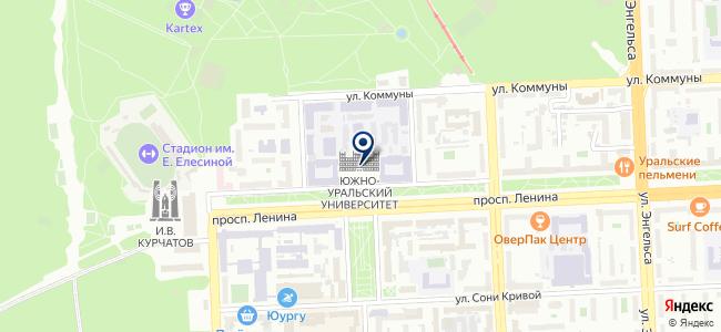 Учтех-Профи, ООО на карте