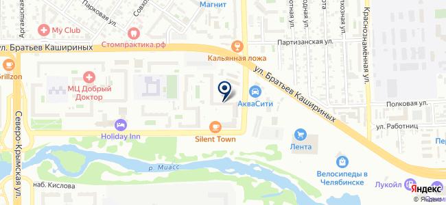Дом электронных торгов, ООО на карте