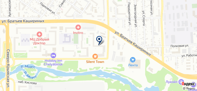 ЧСК, ООО на карте