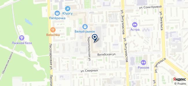 НИИИТ-Опытный завод, ЗАО на карте