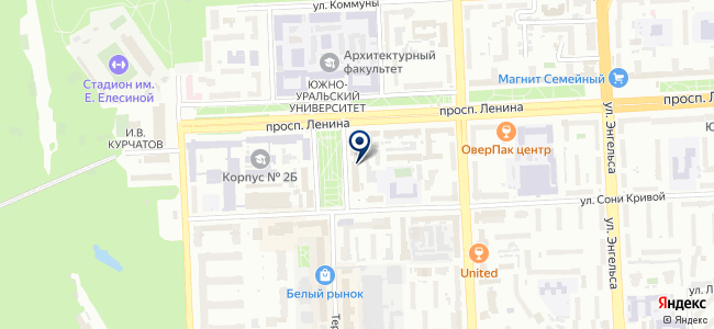 Спектр, ООО на карте