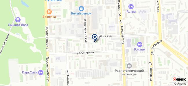 Полет-Радио, ООО на карте