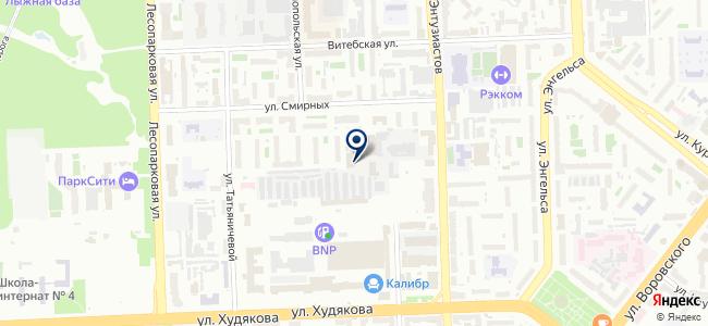 СКО Альфа-Проджект, ООО на карте