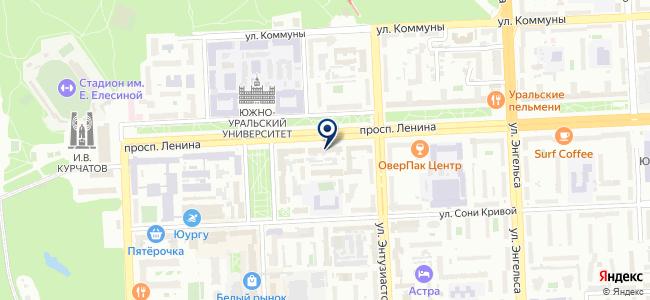 Политерм, ООО на карте