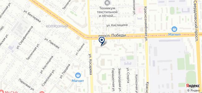 Смирнов бэттериз, ООО на карте
